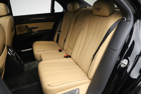 Used 2016 Bentley Flying Spur V8 for sale $119,900 at Rolls-Royce Motor Cars Greenwich in Greenwich CT 06830 22