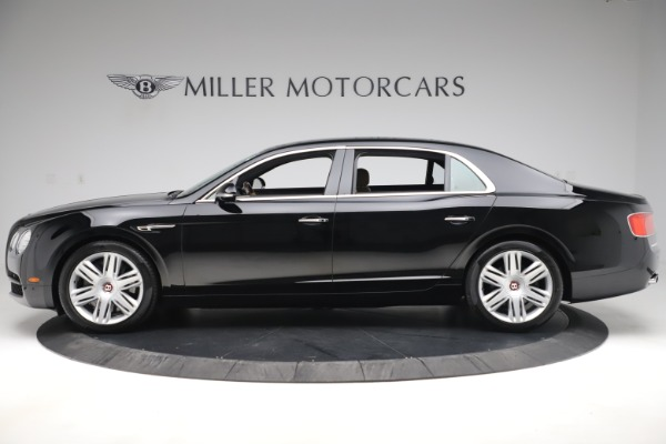 Used 2016 Bentley Flying Spur V8 for sale $119,900 at Rolls-Royce Motor Cars Greenwich in Greenwich CT 06830 3