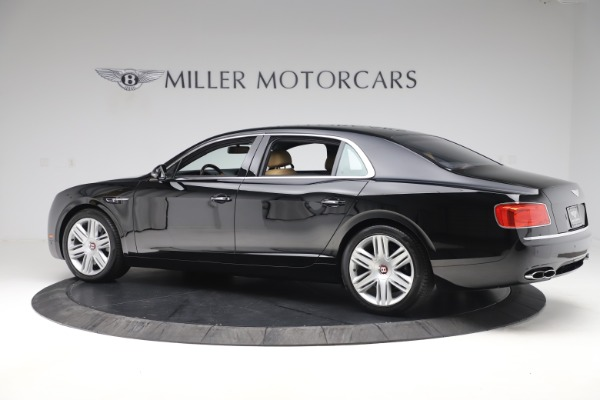 Used 2016 Bentley Flying Spur V8 for sale $119,900 at Rolls-Royce Motor Cars Greenwich in Greenwich CT 06830 4