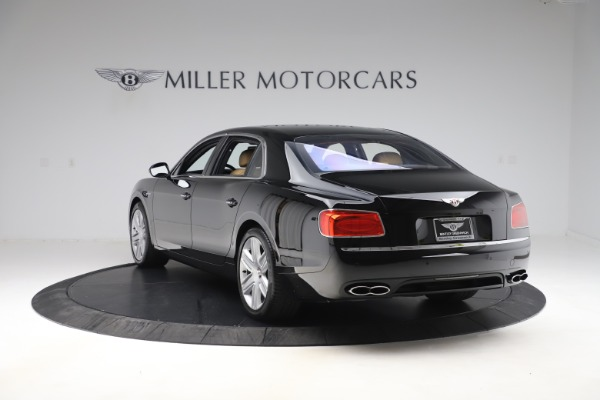 Used 2016 Bentley Flying Spur V8 for sale $119,900 at Rolls-Royce Motor Cars Greenwich in Greenwich CT 06830 5