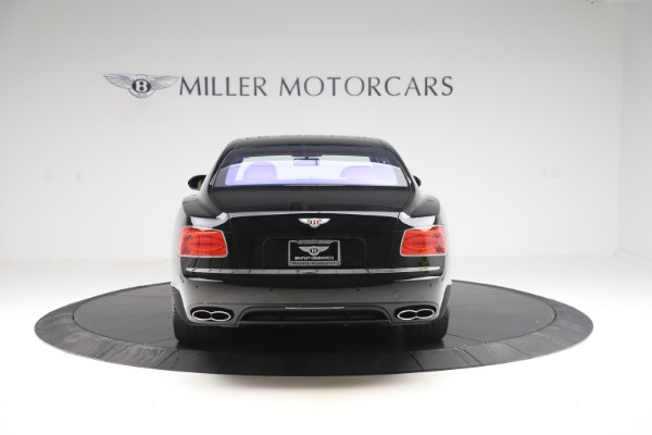 Used 2016 Bentley Flying Spur V8 for sale $119,900 at Rolls-Royce Motor Cars Greenwich in Greenwich CT 06830 6