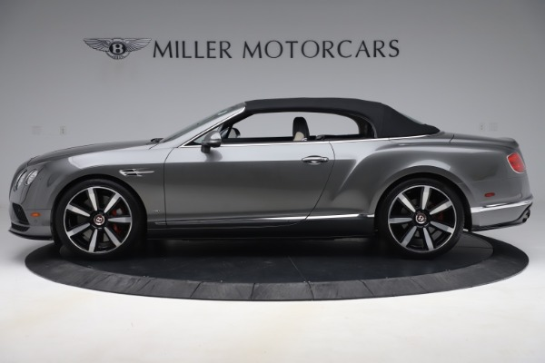 Used 2016 Bentley Continental GTC V8 S for sale $135,900 at Rolls-Royce Motor Cars Greenwich in Greenwich CT 06830 14