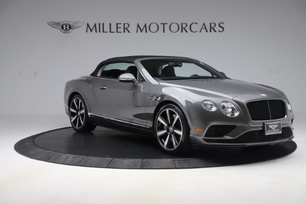 Used 2016 Bentley Continental GTC V8 S for sale $135,900 at Rolls-Royce Motor Cars Greenwich in Greenwich CT 06830 18