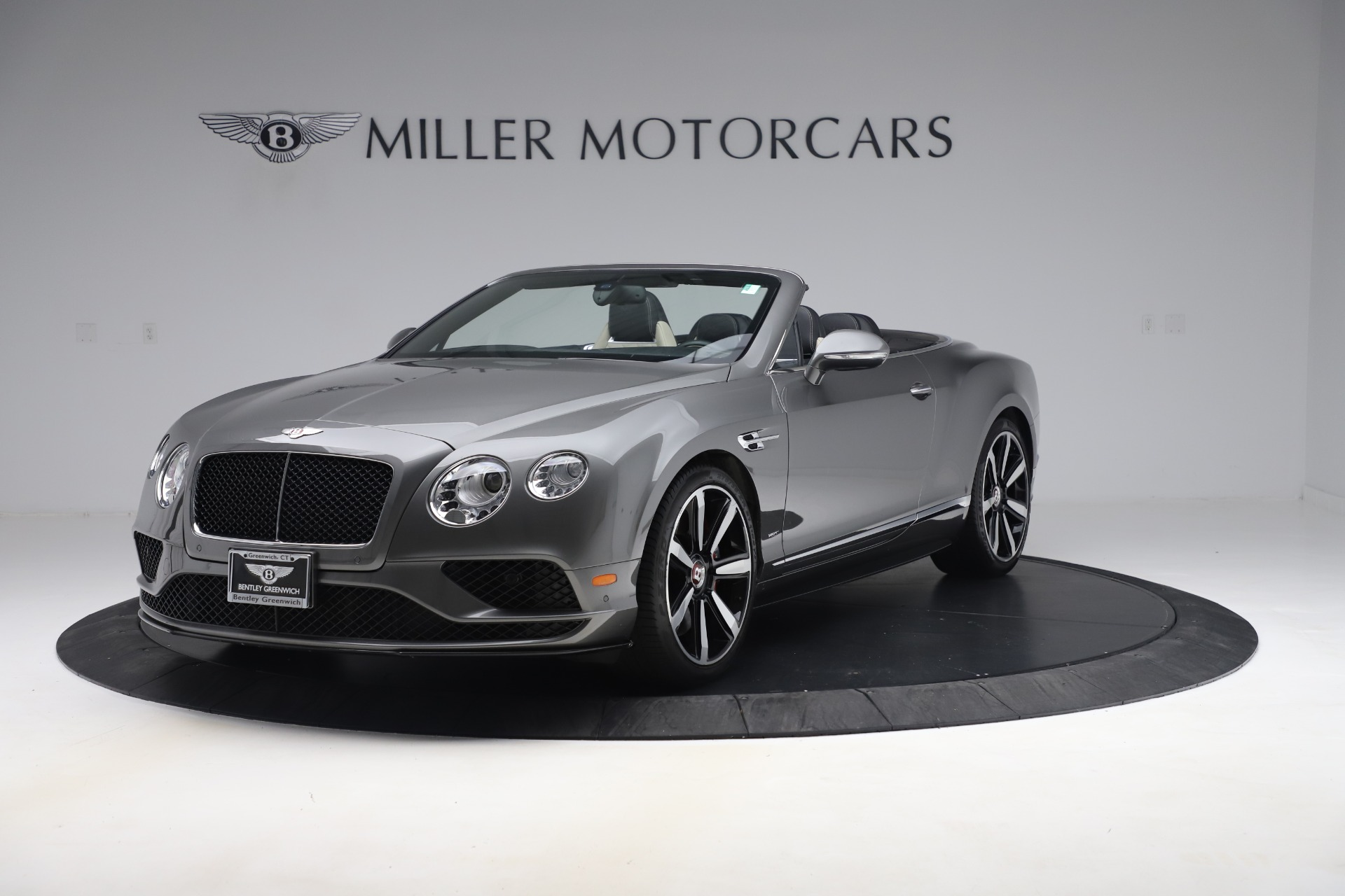 Used 2016 Bentley Continental GTC V8 S for sale $135,900 at Rolls-Royce Motor Cars Greenwich in Greenwich CT 06830 1