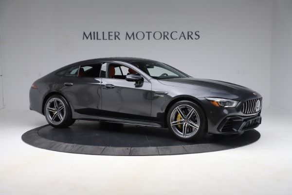 Used 2019 Mercedes-Benz AMG GT 63 S for sale Sold at Rolls-Royce Motor Cars Greenwich in Greenwich CT 06830 10