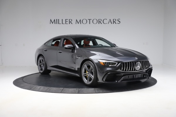 Used 2019 Mercedes-Benz AMG GT 63 S for sale Sold at Rolls-Royce Motor Cars Greenwich in Greenwich CT 06830 11