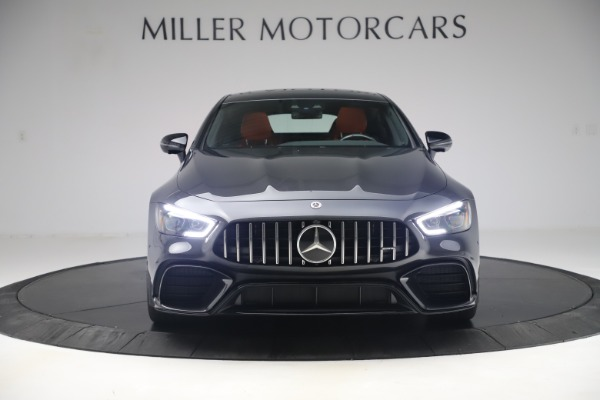 Used 2019 Mercedes-Benz AMG GT 63 S for sale Sold at Rolls-Royce Motor Cars Greenwich in Greenwich CT 06830 12