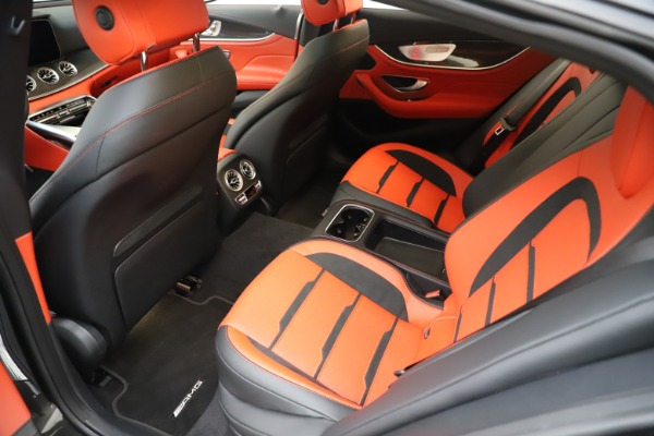 Used 2019 Mercedes-Benz AMG GT 63 S for sale Sold at Rolls-Royce Motor Cars Greenwich in Greenwich CT 06830 18