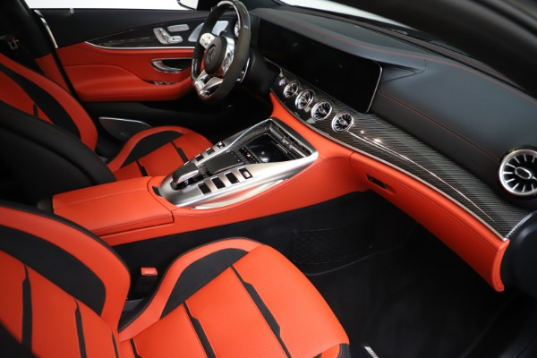 Used 2019 Mercedes-Benz AMG GT 63 S for sale Sold at Rolls-Royce Motor Cars Greenwich in Greenwich CT 06830 19