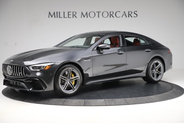 Used 2019 Mercedes-Benz AMG GT 63 S for sale Sold at Rolls-Royce Motor Cars Greenwich in Greenwich CT 06830 2