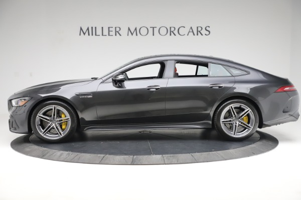 Used 2019 Mercedes-Benz AMG GT 63 S for sale Sold at Rolls-Royce Motor Cars Greenwich in Greenwich CT 06830 3