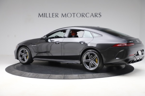 Used 2019 Mercedes-Benz AMG GT 63 S for sale Sold at Rolls-Royce Motor Cars Greenwich in Greenwich CT 06830 4
