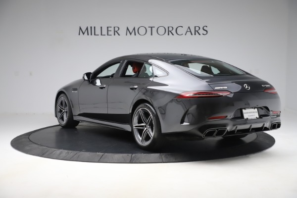 Used 2019 Mercedes-Benz AMG GT 63 S for sale Sold at Rolls-Royce Motor Cars Greenwich in Greenwich CT 06830 5