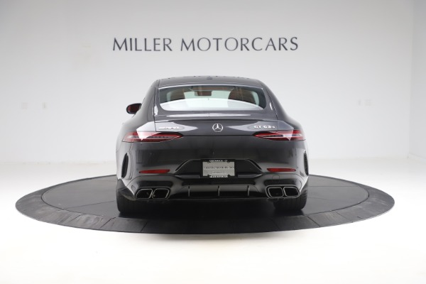 Used 2019 Mercedes-Benz AMG GT 63 S for sale Sold at Rolls-Royce Motor Cars Greenwich in Greenwich CT 06830 6
