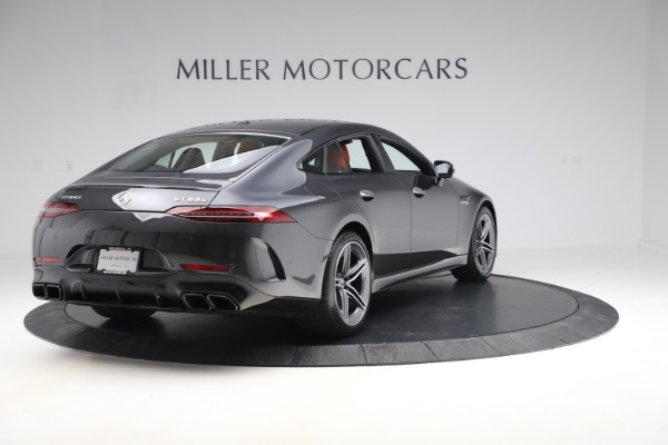 Used 2019 Mercedes-Benz AMG GT 63 S for sale Sold at Rolls-Royce Motor Cars Greenwich in Greenwich CT 06830 7