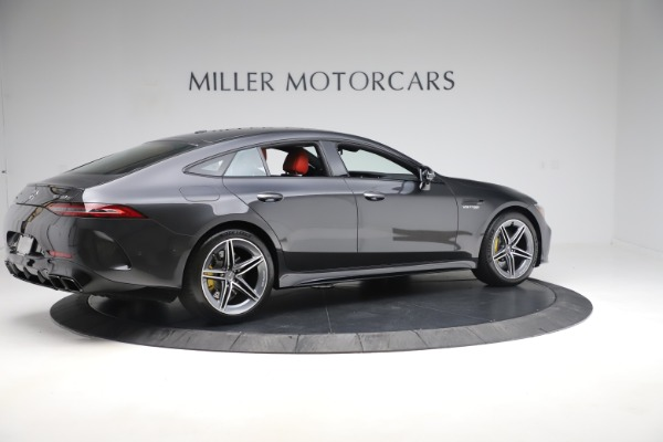Used 2019 Mercedes-Benz AMG GT 63 S for sale Sold at Rolls-Royce Motor Cars Greenwich in Greenwich CT 06830 8