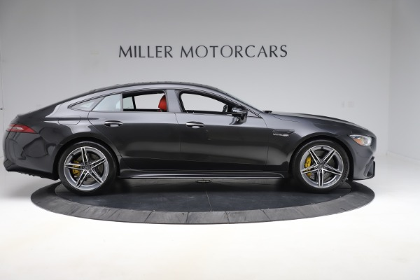 Used 2019 Mercedes-Benz AMG GT 63 S for sale Sold at Rolls-Royce Motor Cars Greenwich in Greenwich CT 06830 9
