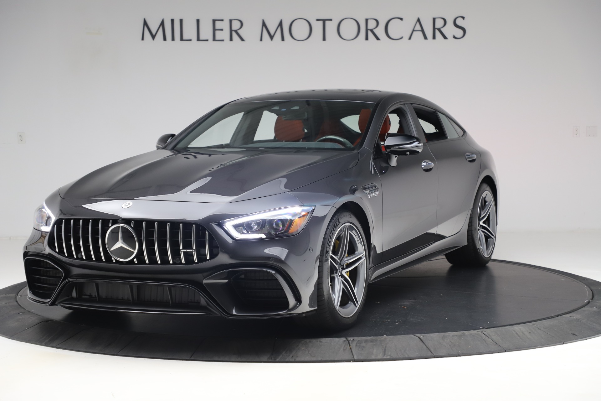 Used 2019 Mercedes-Benz AMG GT 63 S for sale Sold at Rolls-Royce Motor Cars Greenwich in Greenwich CT 06830 1