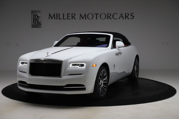 Used 2020 Rolls-Royce Dawn for sale $359,900 at Rolls-Royce Motor Cars Greenwich in Greenwich CT 06830 13