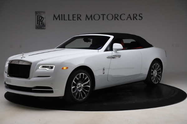 New 2020 Rolls-Royce Dawn for sale Sold at Rolls-Royce Motor Cars Greenwich in Greenwich CT 06830 15