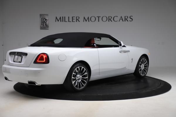 Used 2020 Rolls-Royce Dawn for sale $359,900 at Rolls-Royce Motor Cars Greenwich in Greenwich CT 06830 21