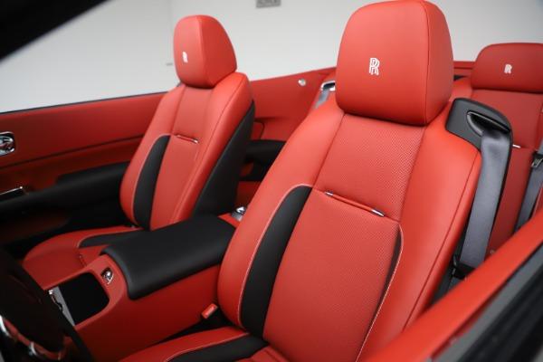 Used 2020 Rolls-Royce Dawn for sale $359,900 at Rolls-Royce Motor Cars Greenwich in Greenwich CT 06830 26