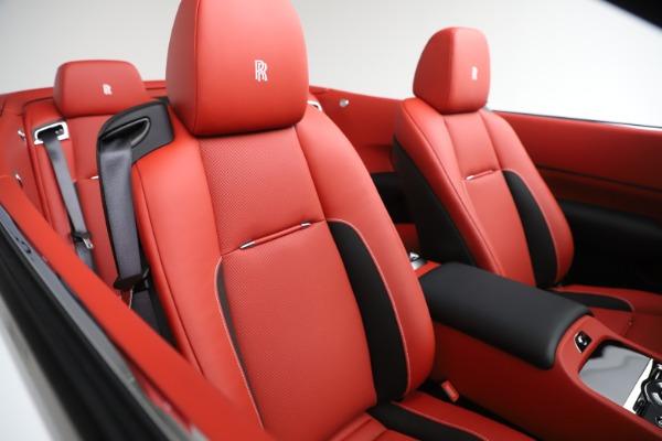 Used 2020 Rolls-Royce Dawn for sale $359,900 at Rolls-Royce Motor Cars Greenwich in Greenwich CT 06830 27