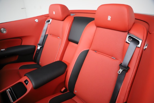 Used 2020 Rolls-Royce Dawn for sale $359,900 at Rolls-Royce Motor Cars Greenwich in Greenwich CT 06830 28