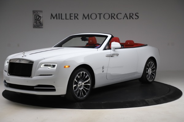 New 2020 Rolls-Royce Dawn for sale Sold at Rolls-Royce Motor Cars Greenwich in Greenwich CT 06830 3