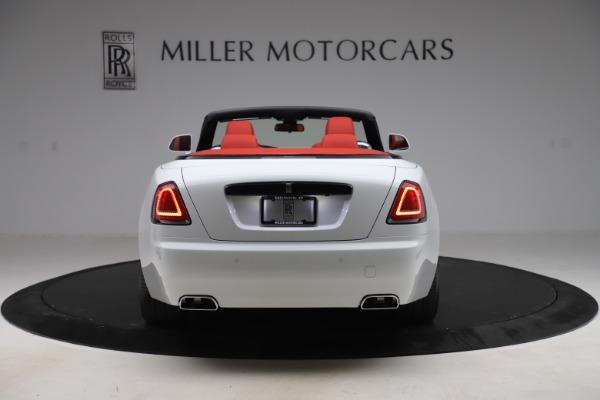 Used 2020 Rolls-Royce Dawn for sale $359,900 at Rolls-Royce Motor Cars Greenwich in Greenwich CT 06830 7