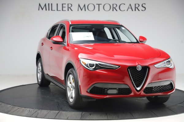 New 2019 Alfa Romeo Stelvio Q4 for sale Sold at Rolls-Royce Motor Cars Greenwich in Greenwich CT 06830 11