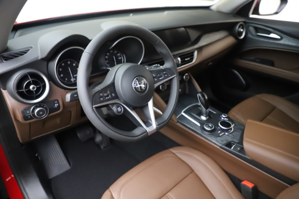 New 2019 Alfa Romeo Stelvio Q4 for sale Sold at Rolls-Royce Motor Cars Greenwich in Greenwich CT 06830 13