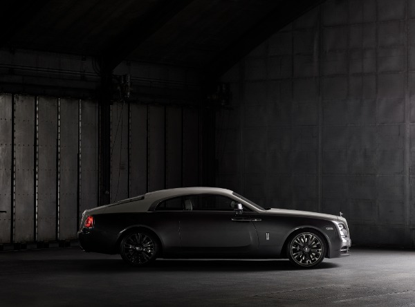New 2020 Rolls-Royce Wraith Eagle for sale Sold at Rolls-Royce Motor Cars Greenwich in Greenwich CT 06830 3
