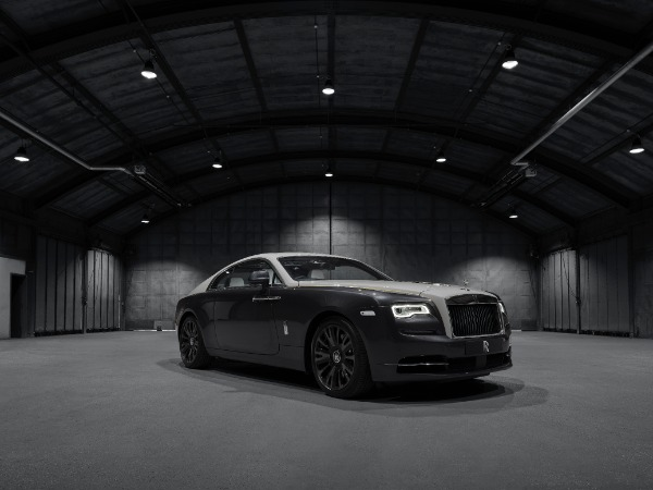 New 2020 Rolls-Royce Wraith Eagle for sale Sold at Rolls-Royce Motor Cars Greenwich in Greenwich CT 06830 1