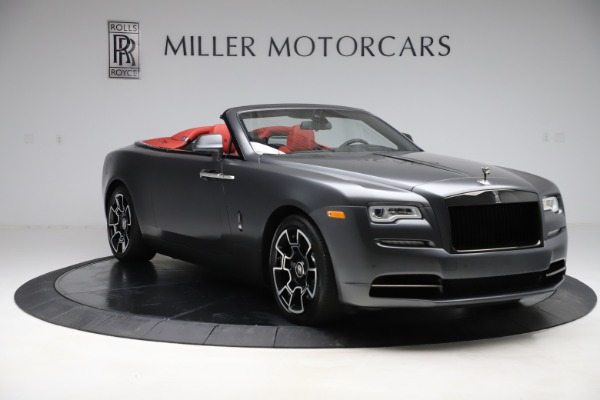 New 2020 Rolls-Royce Dawn Black Badge for sale $477,975 at Rolls-Royce Motor Cars Greenwich in Greenwich CT 06830 12