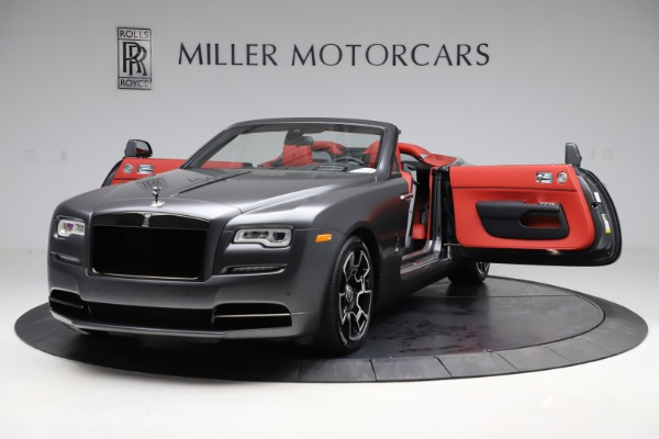 New 2020 Rolls-Royce Dawn Black Badge for sale $477,975 at Rolls-Royce Motor Cars Greenwich in Greenwich CT 06830 15