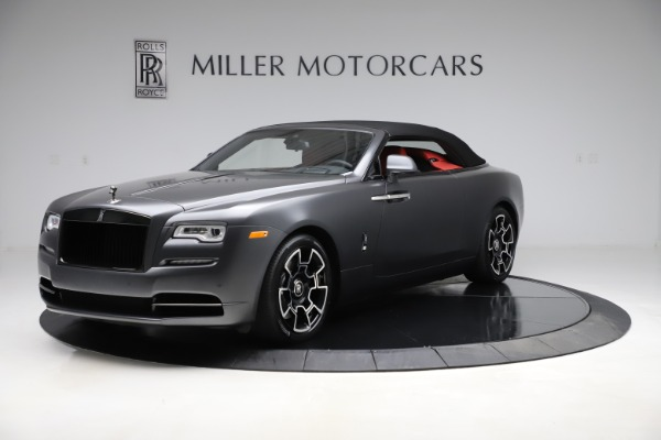 New 2020 Rolls-Royce Dawn Black Badge for sale $477,975 at Rolls-Royce Motor Cars Greenwich in Greenwich CT 06830 16