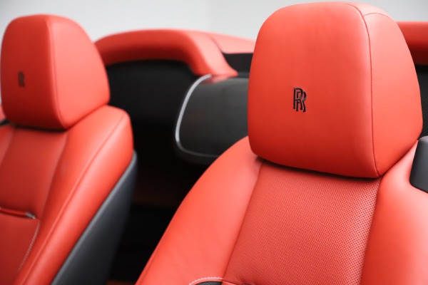 New 2020 Rolls-Royce Dawn Black Badge for sale $477,975 at Rolls-Royce Motor Cars Greenwich in Greenwich CT 06830 24