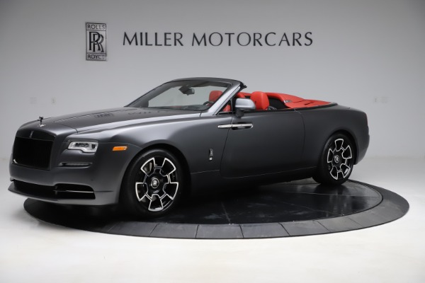 New 2020 Rolls-Royce Dawn Black Badge for sale $477,975 at Rolls-Royce Motor Cars Greenwich in Greenwich CT 06830 3
