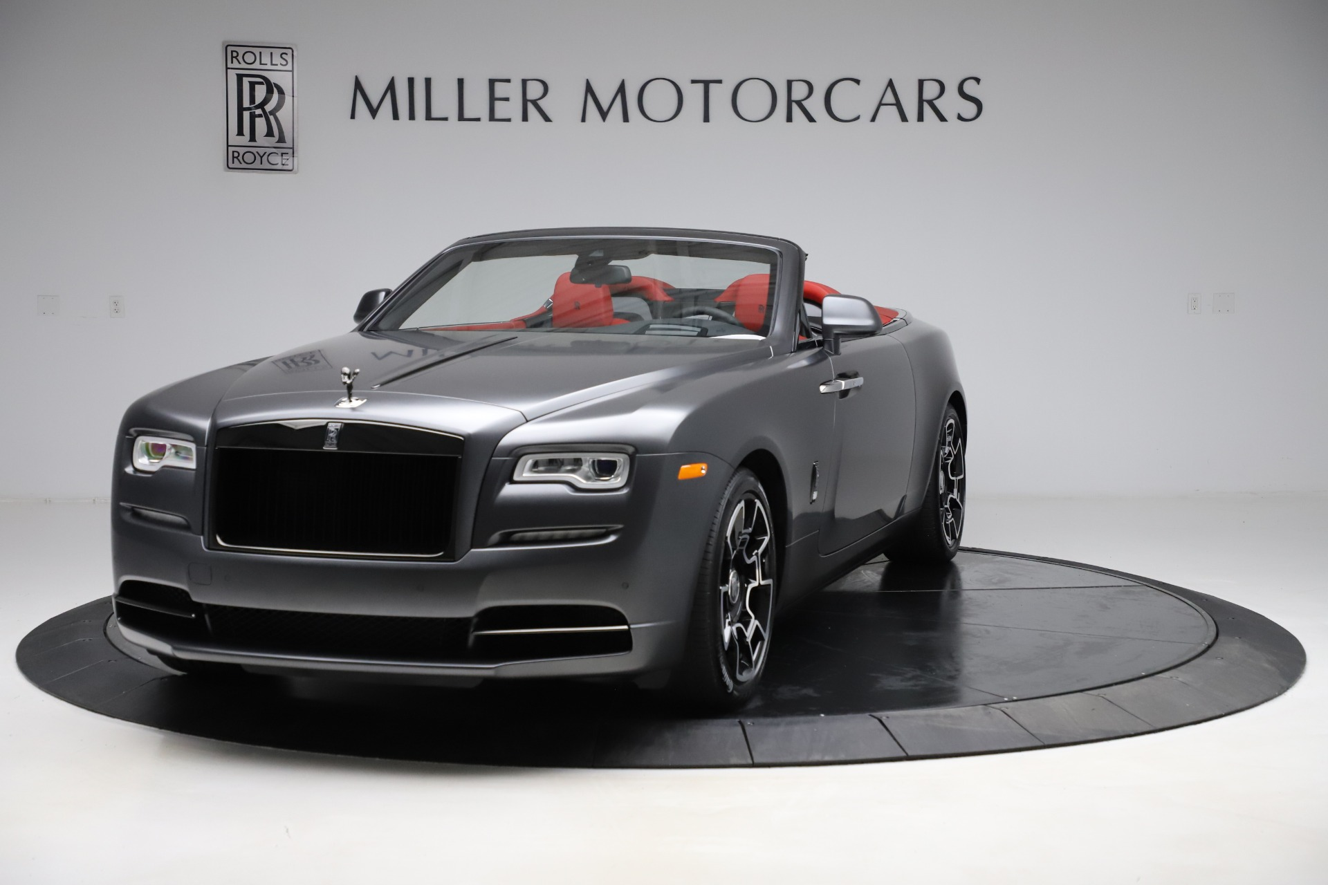 New 2020 Rolls-Royce Dawn Black Badge for sale $477,975 at Rolls-Royce Motor Cars Greenwich in Greenwich CT 06830 1