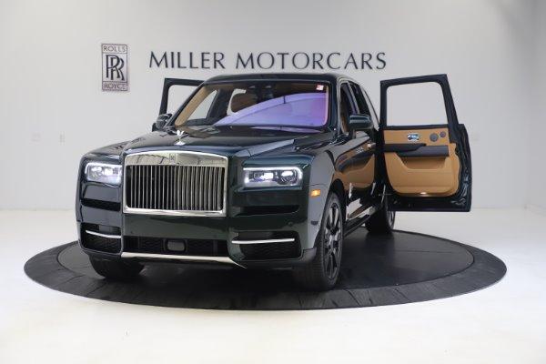New 2020 Rolls-Royce Cullinan for sale $348,975 at Rolls-Royce Motor Cars Greenwich in Greenwich CT 06830 10