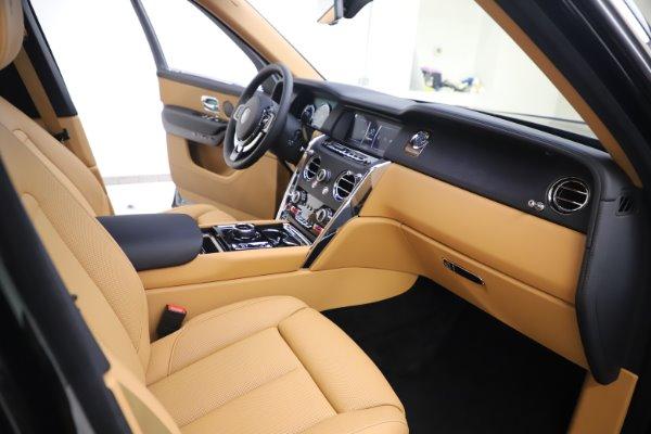 New 2020 Rolls-Royce Cullinan for sale $348,975 at Rolls-Royce Motor Cars Greenwich in Greenwich CT 06830 12