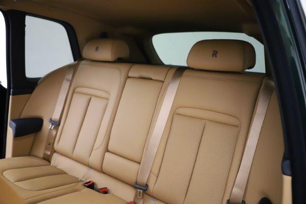 New 2020 Rolls-Royce Cullinan for sale $348,975 at Rolls-Royce Motor Cars Greenwich in Greenwich CT 06830 13