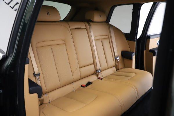 New 2020 Rolls-Royce Cullinan for sale $348,975 at Rolls-Royce Motor Cars Greenwich in Greenwich CT 06830 14