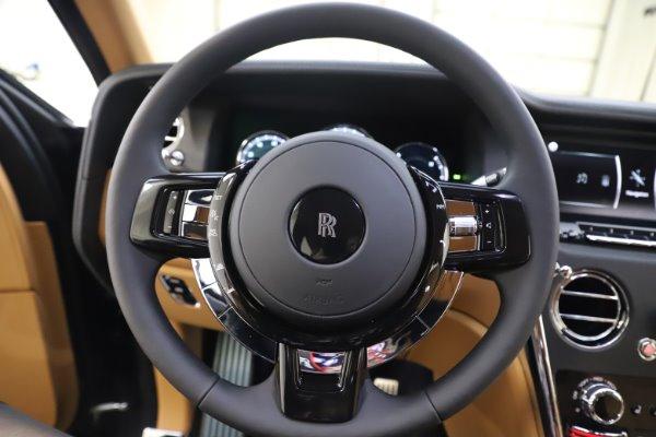 New 2020 Rolls-Royce Cullinan for sale $348,975 at Rolls-Royce Motor Cars Greenwich in Greenwich CT 06830 15