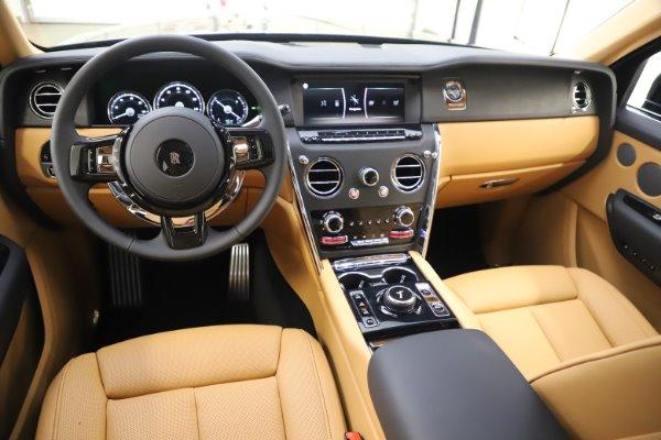 New 2020 Rolls-Royce Cullinan for sale $348,975 at Rolls-Royce Motor Cars Greenwich in Greenwich CT 06830 16
