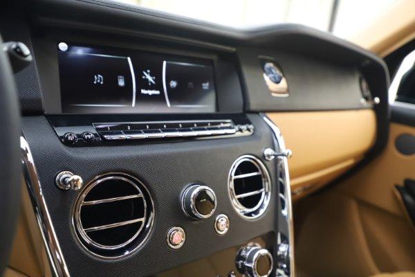 New 2020 Rolls-Royce Cullinan for sale $348,975 at Rolls-Royce Motor Cars Greenwich in Greenwich CT 06830 19