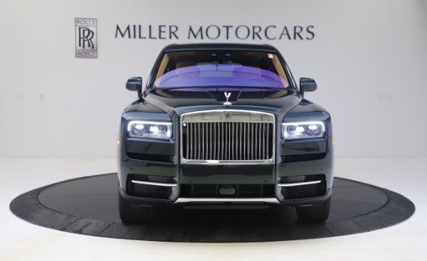 New 2020 Rolls-Royce Cullinan for sale $348,975 at Rolls-Royce Motor Cars Greenwich in Greenwich CT 06830 2