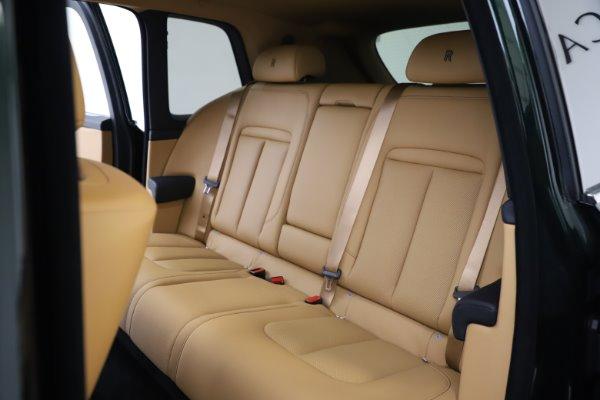 New 2020 Rolls-Royce Cullinan for sale $348,975 at Rolls-Royce Motor Cars Greenwich in Greenwich CT 06830 21