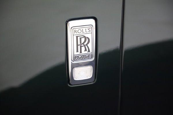 New 2020 Rolls-Royce Cullinan for sale $348,975 at Rolls-Royce Motor Cars Greenwich in Greenwich CT 06830 27